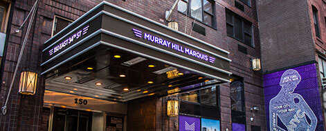 Apartments in Murray Hill with Beautiful Exteriors